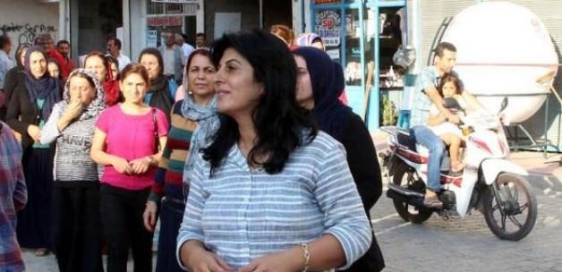 DBP'li eş başkan gözaltına alındı