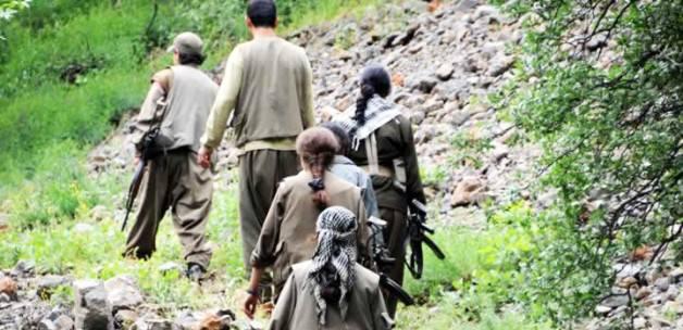 Diyarbakır'da teröre darbe: 20-25 PKK'lı öldürüldü