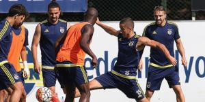 Fenerbahçe Antalyaspor maçına hazır