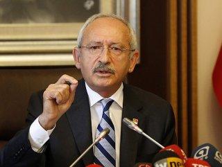 Kılıçdaroğlu HDP'nin mitingine katılmayacak
