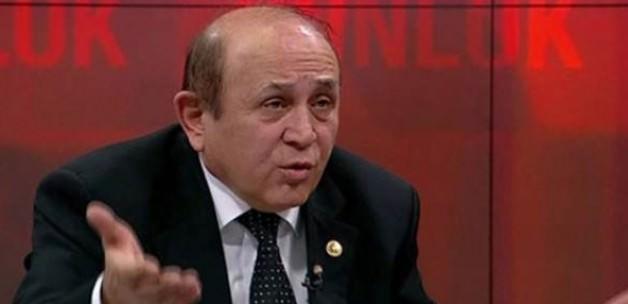 Kuzu: HDP'liler gelmese daha iyi olurdu