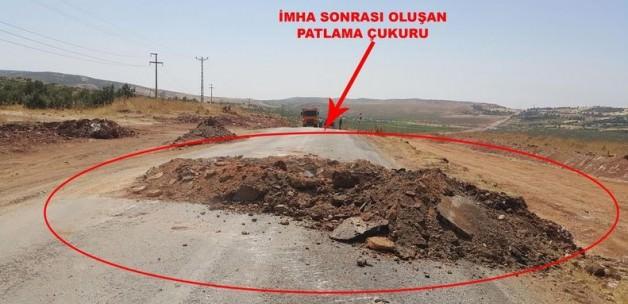 PKK kampları imha edildi