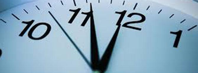 'Yaz saati'nin sona ereceği tarih açıklandı