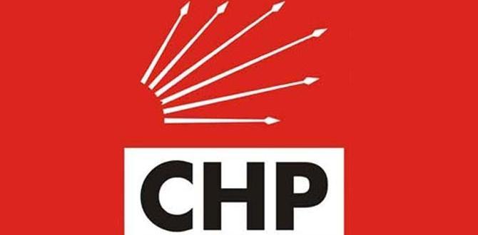1 Kasım Genel Seçim: CHP Milletvekili aday listesi