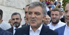 11. Cumhurbaşkanı Gül'den bayram mesajı