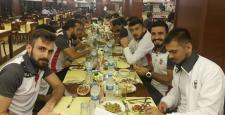 Diyarbekirspor maç saatini beklemeye başladı