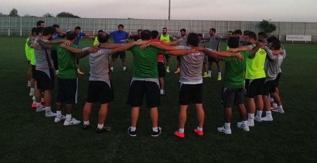 Namık Altunsoy, Diyar'a motivasyon depoluyor
