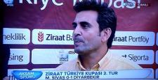 Namık Altunsoy, Türkiye kupası maç değerlendirmesi