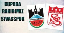Diyarbekirspor Türkiye Kupası'nda Sivasspor ile eşleşti