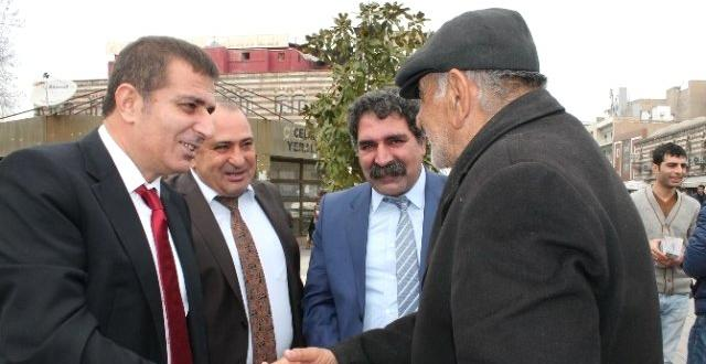 AKP'nin Diyarbakır 3. Sıra Milletvekili Adayı Kesinleşti