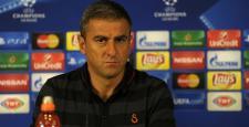Astana Galatasaray maçı öncesi Hamza Hamzoğlu konuştu