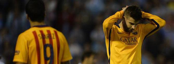Barcelona bozguna uğradı!
