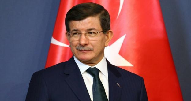 Başbakan Ahmet Davutoğlu, bayram namazını Ulu Cami'de kıldı