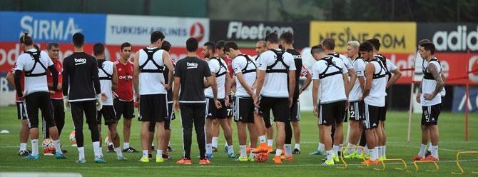 Beşiktaş derbi kazanmak istiyor