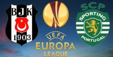 Beşiktaş Sporting Lizbon maçı ne zaman, saat kaçta, hangi kanalda?