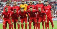 A Milli Futbol Takımı'nın Biletleri Tükendi!