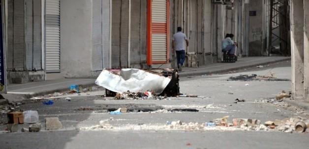 Cizre'de polise saldırı