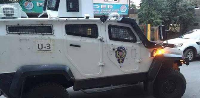 DİHA'ya yapılan baskında 32 tahliye