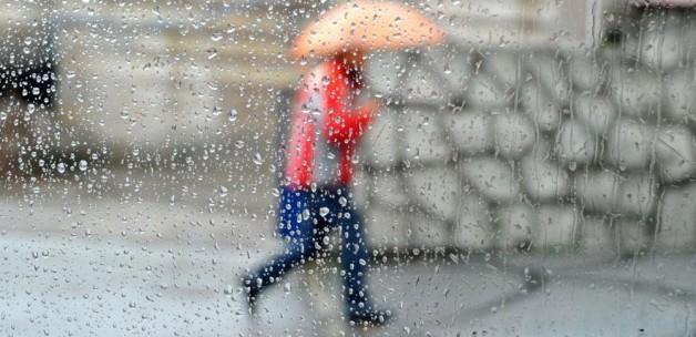 Dikkat: Sağanak yağış geliyor!