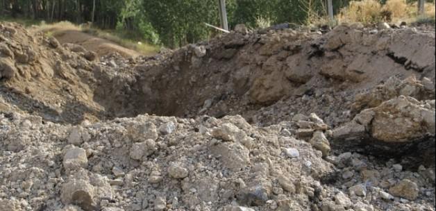 Diyarbakır'daki tuzak yok edildi