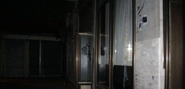 Diyarbakır'ın Sur ilçesinde yine çatışma yaşandı