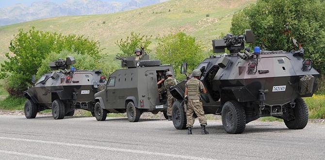 Diyarbakır Bismil'de yeniden çatışma çıktı!