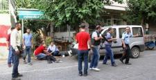 Diyarbakır'da polislere saldırı: 4 yaralı