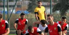 Eskişehirspor, Bursaspor maçının hazırlıklarına başladı