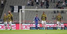 Fenerbahçe liderliği Beşiktaş'a kaptırdı
