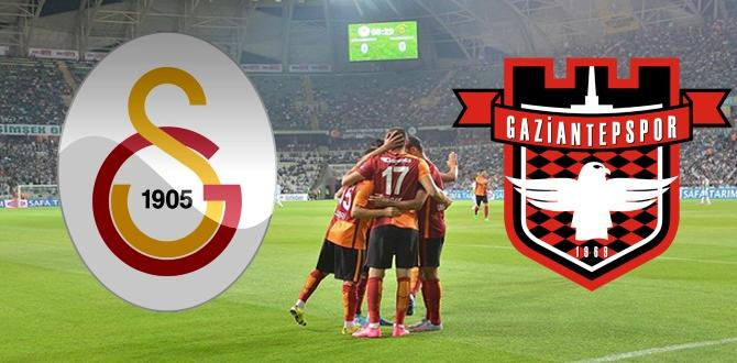 Galatasaray – Gaziantepspor Cumartesi günü Ligtv Ekranlarında