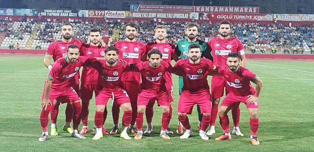 K.Maraş BBSK 0 – 0 Diyarbekirspor (Dostluk Kazandı)