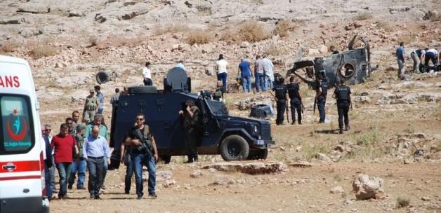 Mardin'de mayın patladı: 4 şehit