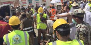 Mina'da izdiham: 717 kişi öldü, 805 kişi yaralandı.