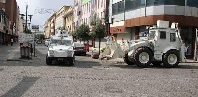Polise roketatarlı saldırı: 2 şehit, 3 yaralı