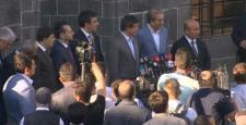 """Davutoğlu """"Diyarbakır'a seçim ziyareti için gelmedim"""""""