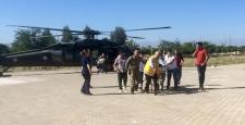 Sınır karakoluna saldırı: 3 asker yaralı