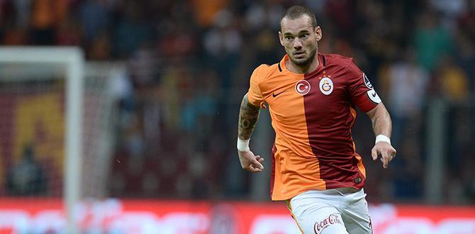 Sneijder tarih yazacak!