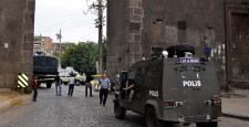 Diyarbakır'ın Sur ilçesinde sokağa çıkma yasağı başladı