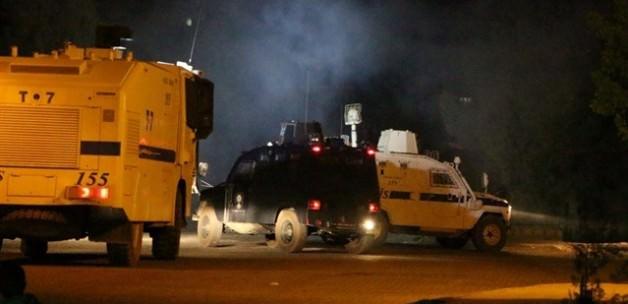 Van'da roketatarlı saldırı: 1 polis yaralı