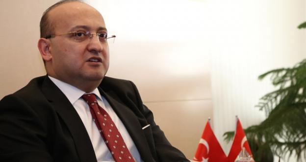 """Yalçın Akdoğan; """"Saldırı huzur ve kardeşliğimize yöneliktir"""" dedi"""