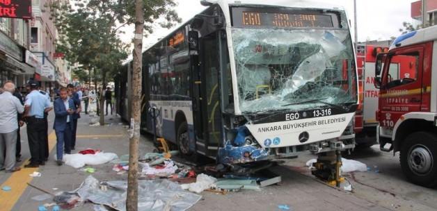 12 kişinin öldüğü kazada otobüs şoförü tutuklandı