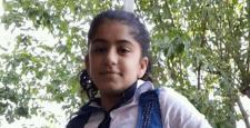 """12 yaşındaki """"Helin Şen"""" çıkan çatışmada öldü"""