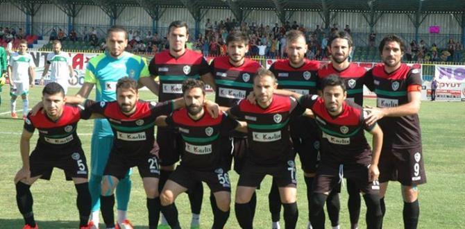 Amedspor Fatih Karagümrük'ü Gözüne Kestirdi