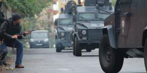 2 polisi şehit eden bombalı tuzak değil, canlı bombaymış