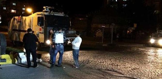 Diyarbakır'da Şiddetli Çatışma Sesleri!