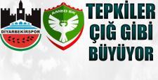 Diyarbakır futbol camia'sı teröre tepki gösterdi
