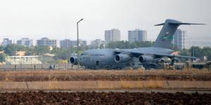 ABD uçakları Diyarbakır'da konuşlandırıldı