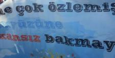 Ankara'daki patlamadan önce bu pankartları açmışlardı
