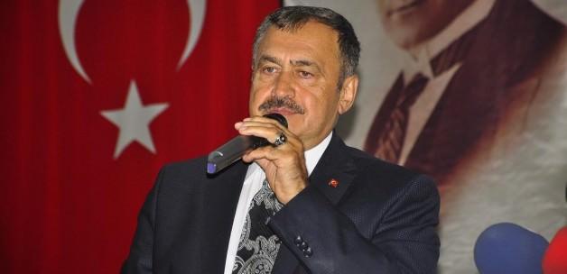Bakan Eroğlu: Aynı filmi Diyarbakır'da gördük