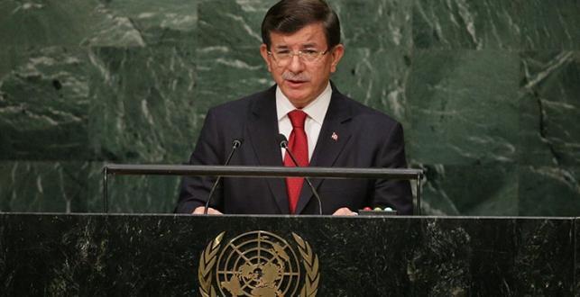 Başbakan Ahmet Davutoğlu ABD'den ayrıldı